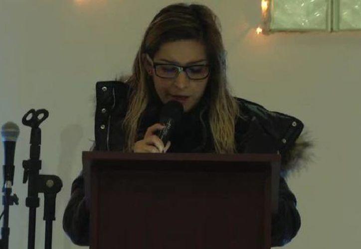 Karla Panini se convirtió al cristianismo, luego de tener éxito con el programa y show de Las Lavanderas, donde utilizaba un lenguaje con muchas groserías. (Captura de pantalla de YouTube)