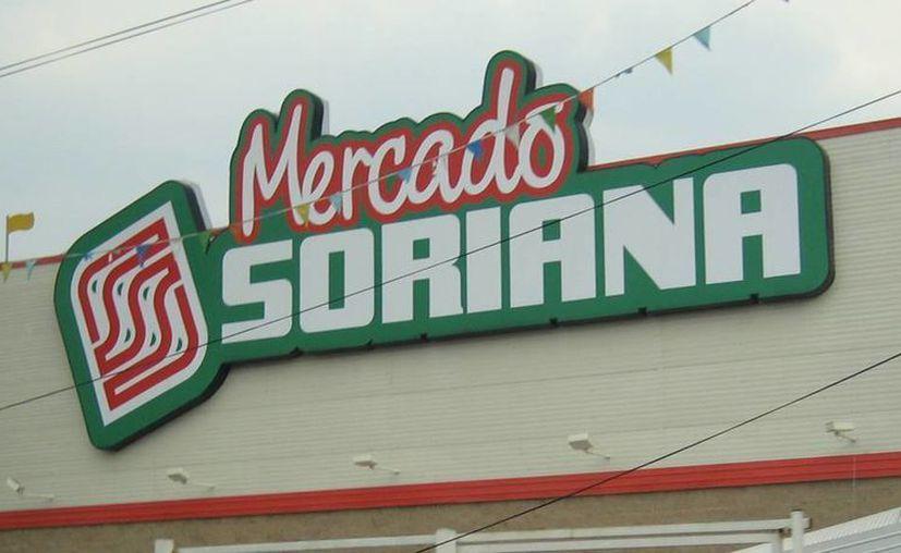 Soriana es la cadena de mayor presencia en la zona fronteriza de México con EU. (Archivo/SIPSE)