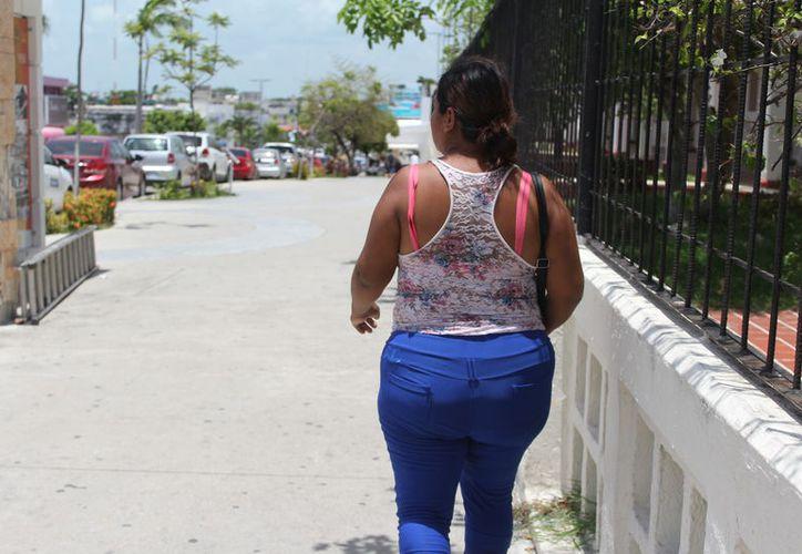 Este año se ha detectado a seis mil 900 personas obesas en Quintana Roo, de las cuales cuatro mil 288 son mujeres. (Joel Zamora/SIPSE)
