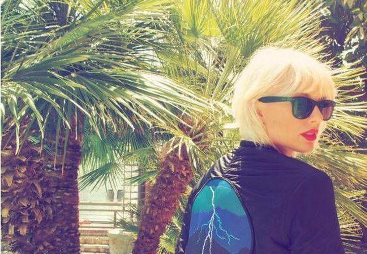 Taylor Swift es una de las asistentes al Coachella que inició este viernes en Indio California. (Imágenes/ Instagram)