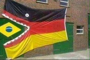 Los memes de la goleada de Alemania ante Brasil
