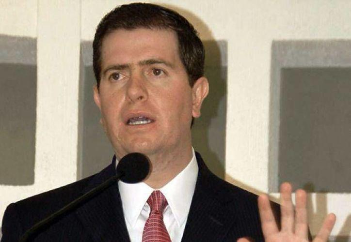 Castillo Cervantes fue procurador de justicia del Estado de México durante el mandato de Enrique Peña Nieto en dicha entidad. (Excélsior)
