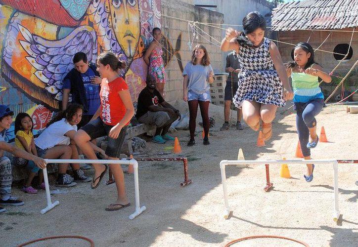 El centro cultural El Hongo realizará el próximo sábado una verbena por su segundo aniversario. (Octavio Martínez/SIPSE)