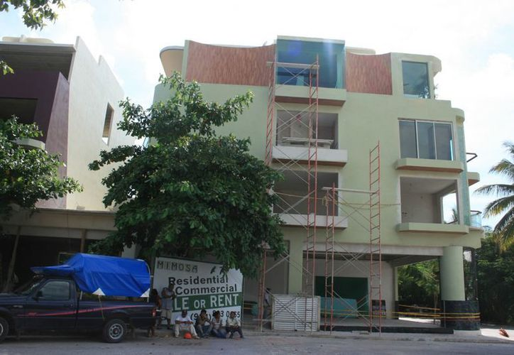 Continuará la construcción de casas de interés social, departamentos y condominios en el municipio. (Yenny Gaona/SIPSE)