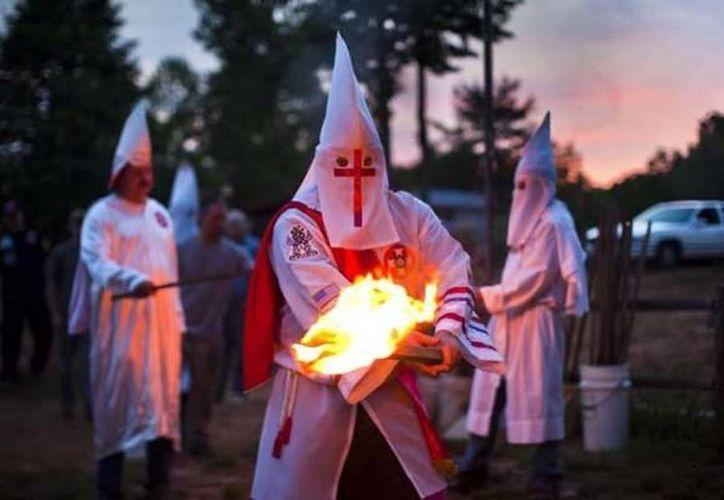 El movimiento del Ku Klux Klan se creó hace casi 150 años y en ese tiempo ha modificado su ideología. (forosperu.net)