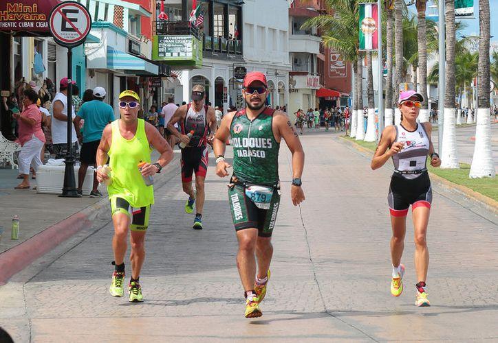 El próximo domingo se desarrollará el Ironman 70.3 millas, donde participarán de alrededor de dos mil triatletas. (Foto: Gustavo Villegas)