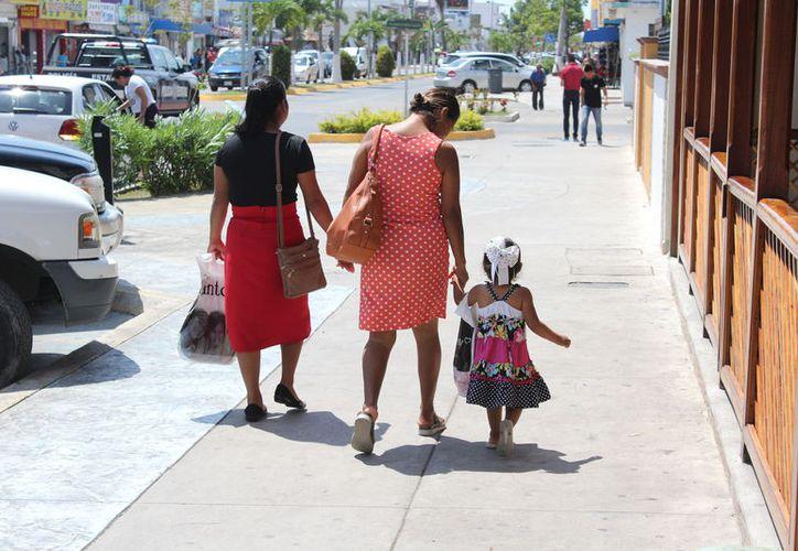 El Instituto Quintanarroense de la Mujer reconoce que a veces por miedo o temor no se denuncia. (Joel Zamora/SIPSE)
