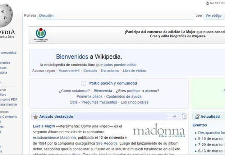 Los usuarios alrededor del mundo podrán mejorar la pronunciación de ciertas sílabas y palabras de los  artículos publicados. (Captura de pantalla)