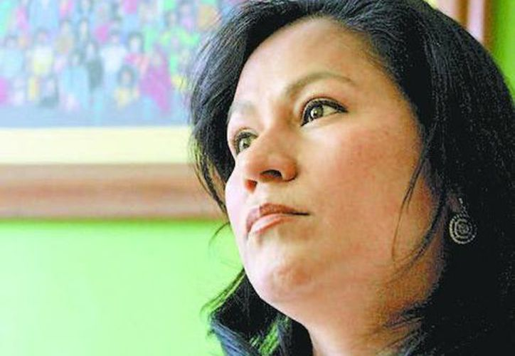 Nara Rosa Merchand asevera que hasta ahora no hay nada claro. (Leonel Rocha/Milenio)