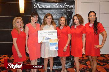 Reunión mensual de las Damas Hoteleras de Cancún