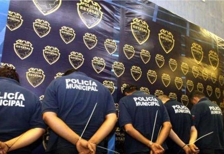 Las detenciones fueron realizadas en un operativo de Fuerza Civil. (Notimex/Foto de contexto)