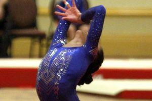 Clasifican primeras gimnastas quintanarroenses