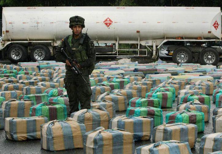 EU destinará 40 mdd a la lucha contra el narcotráfico en la región del Caribe. (Archivo/EFE)