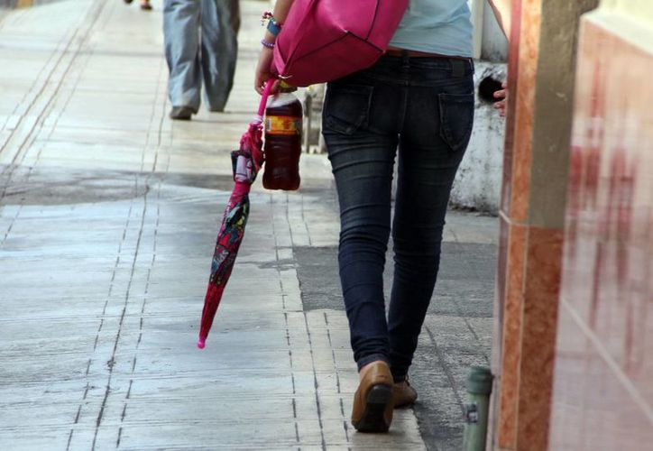 La temperatura máxima registrada este viernes fue de 29.4 grados en Mérida. (SIPSE)