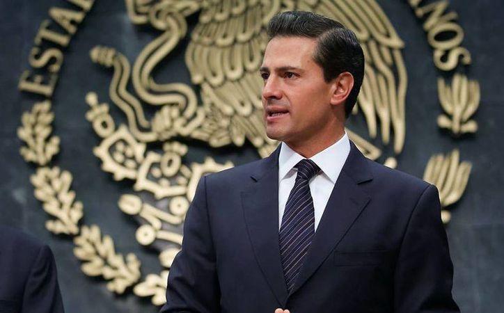 El Mandatario resaltó que hoy tenemos un México fuerte y unido. (facebook.com/EnriquePN)