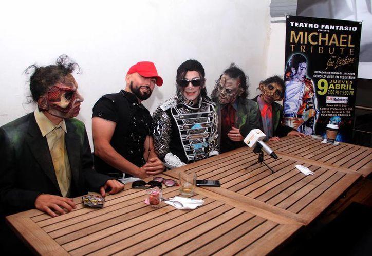 """José Márquez presentará el espectáculo """"Michael Jackson Tribute"""". (José Acosta/SIPSE)"""