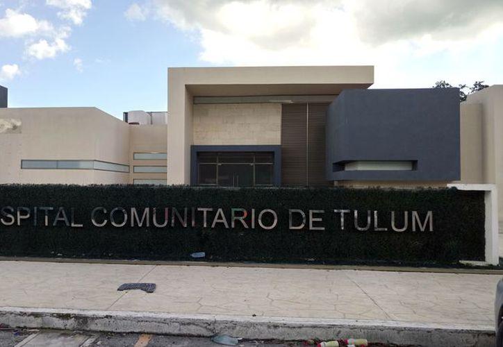 Realizan gestiones para poner en funcionamiento el centro hospitalario. (Sara Cauich/SIPSE)