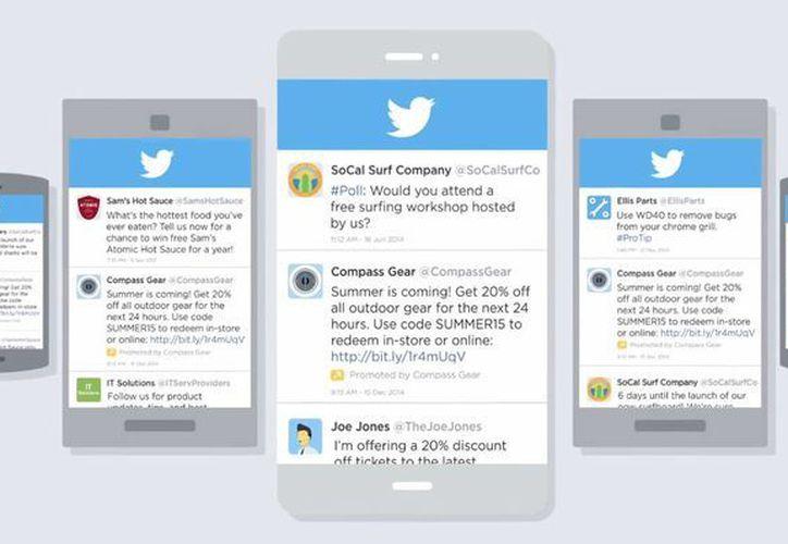 Quick Promote de Twitter permitirá una mejor segmentación de usuarios de la red social de microblogging. (Twitter.com)