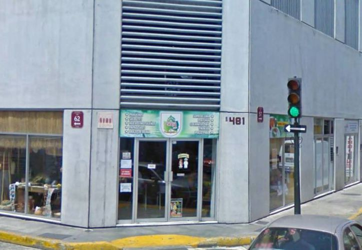 "Roban la bodega del Restaurante ""Chaya Maya"". (Google Maps)"