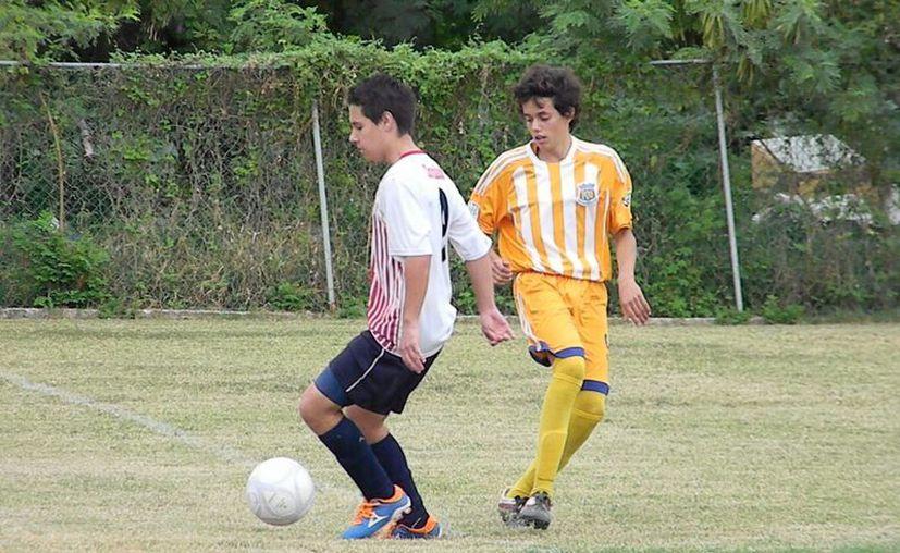 Pioneros de Cancún es el único equipo  que representa a la entidad, y busca su lugar en la Liga Nacional Juvenil. (Ángel Mazariego/SIPSE)