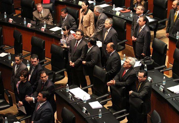 El dictamen fue aprobado con 101 votos a favor. (Agencias)