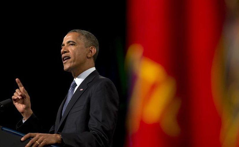 Las revelaciones de Snowden podrían obstaculizar las ventajas políticas de Obama. (Agencias)
