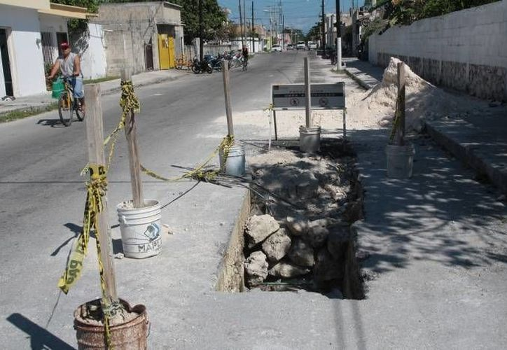 Actualmente hay proyectos pero no recursos disponibles para llevar a cabo trabajos para esta infraestructura. (Julián Miranda/SIPSE)