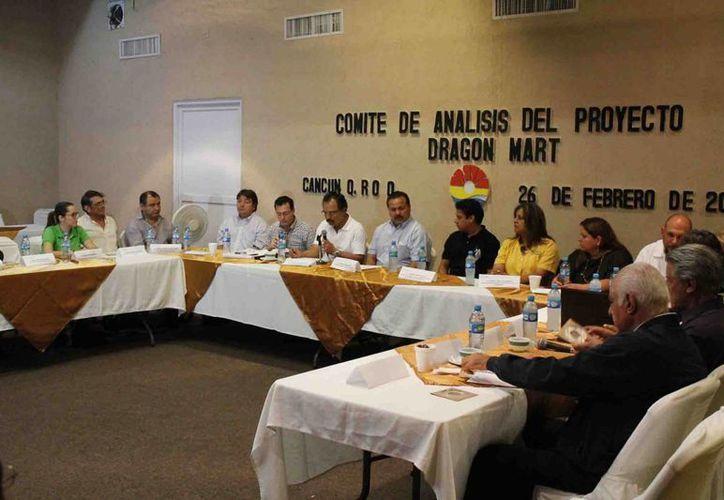 El Ayuntamiento dio negativa a la licencia de construcción del Dragon Mart. (Juan Carlos Tijerina/SIPSE)