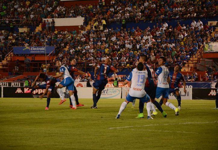 El Atlante perdió lo invicto ayer en el Torneo de Copa Corona MX del Apertura 2015.