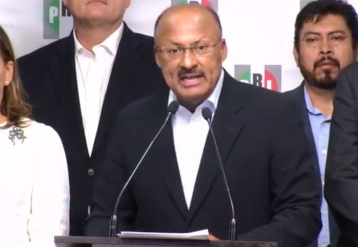 René Juárez sustituyó a Enrique Ochoa Reza en su momento. (Milenio)