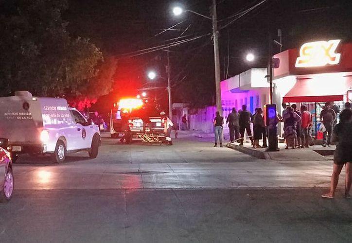 Cuatro hombres más se encuentran en estado grave de salud en el hospital de Cancún. (Foto: Redacción/SIPSE)