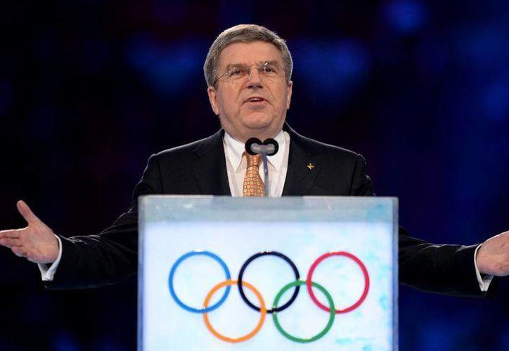 """""""Saludamos a cinco ciudades sobresalientes y altamente calificadas"""", afirmó el presidente del COI, Thomas Bach, respecto a las posibles sedes de los Juegos Olímpicos en 2024. (slate.com)"""