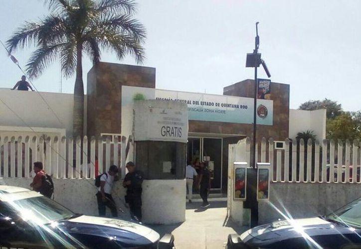 La Vicefiscalía era encabezada por Carlos Arturo Álvarez Escalera. (Eric Galindo/SIPSE)