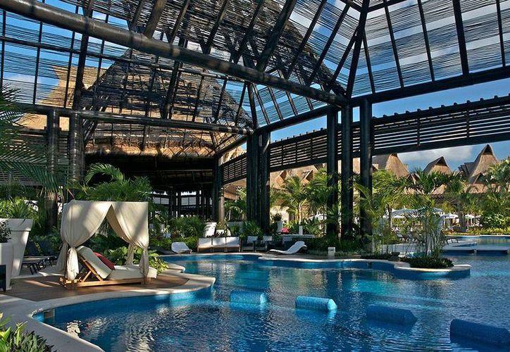 El hotel The Grand Mayan en la Riviera Maya es uno de los inmbuebles de Grupo Vidanta. (thegrandmayan.com)