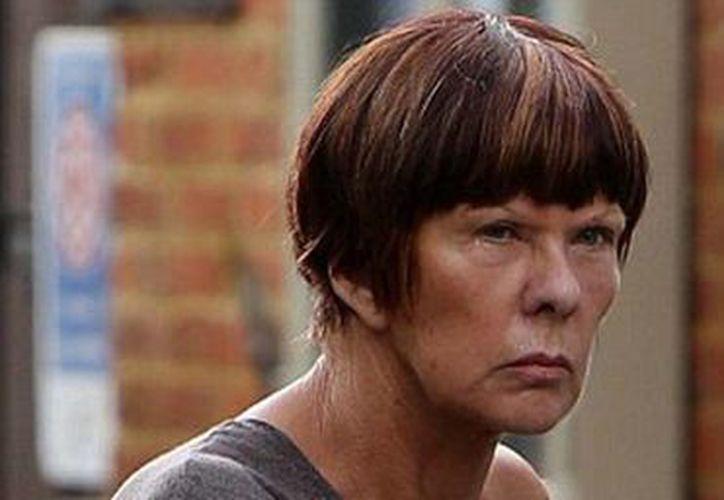 Brenda Leyland aseguraba que tenía todo el derecho de enviar los mensajes a Kate y Gerry McCann. (Mark Richards/dailymail.co.uk)