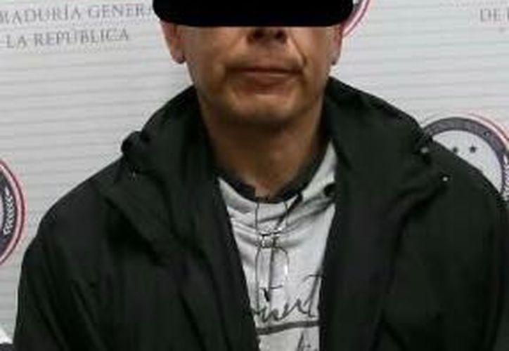 Javier N estuvo 10 meses bajo arresto en España. (Twitter @PGR_mx)