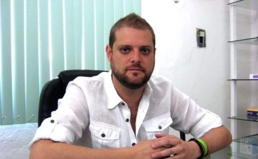 Rodríguez Botello: en Yucatán existen 124 empresas que compran materiales reciclados. (Milenio)