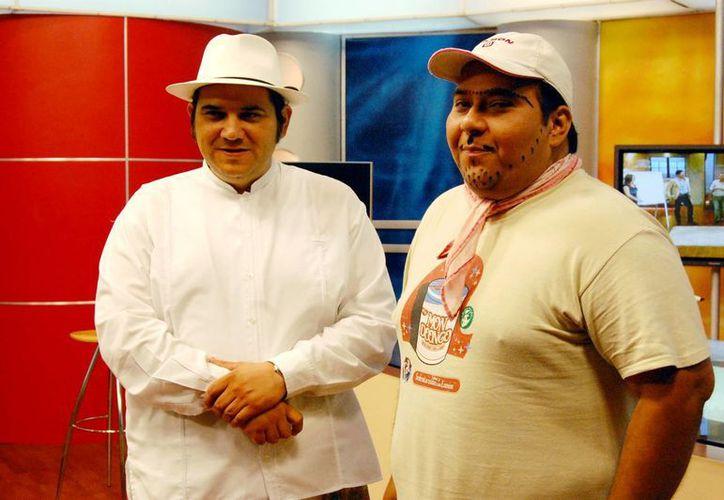 Daniel y Mario Herrera regresan a EU con lo mejor de su comedia. (Milenio Novedades)