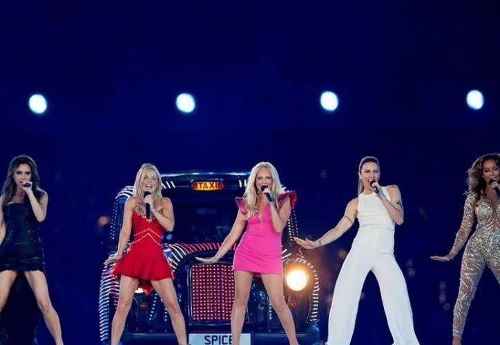 El grupo británico The Spice Girls  fue formado en 1994. (excelsior.com)