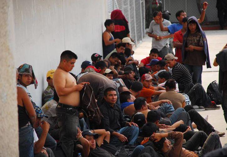 Los inmigrantes son originarios de Centroamérica y Sudamérica. (oem.com.mx)