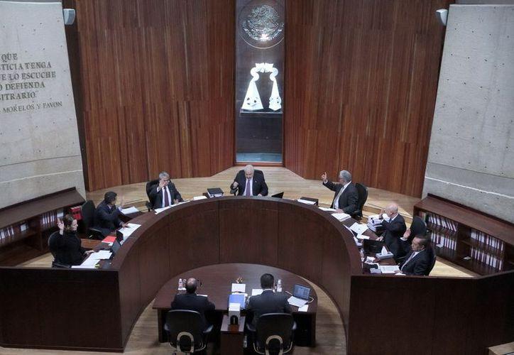 El 12 de noviembre comenzará el proceso de destrucción del material electoral, de acuerdo a lo ordenado por el TEPJF. (Archivo Notimex)