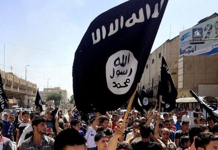 Manifestación de Daesh en Siria, (infobae.com)