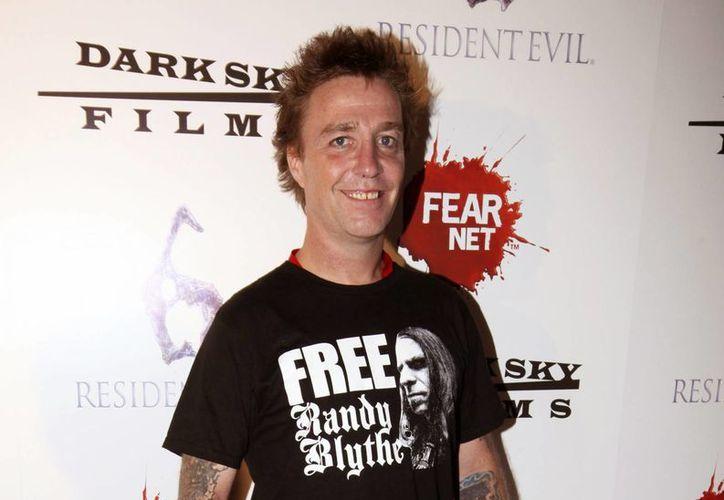 """Dave Brockie, quien como """"Oderus Urungus"""" lideró la banda de rock metálico GWAR durante más de tres décadas. (Agencias)"""