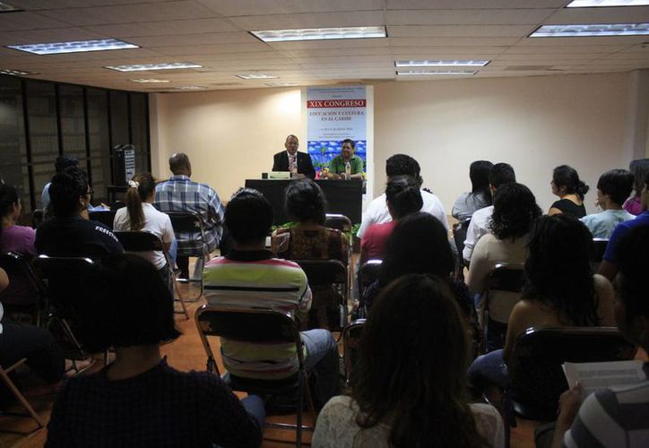 En el congreso participaron investigadores de instituciones de todo el país y de la cuenca del Caribe. (Redacción/SIPSE)