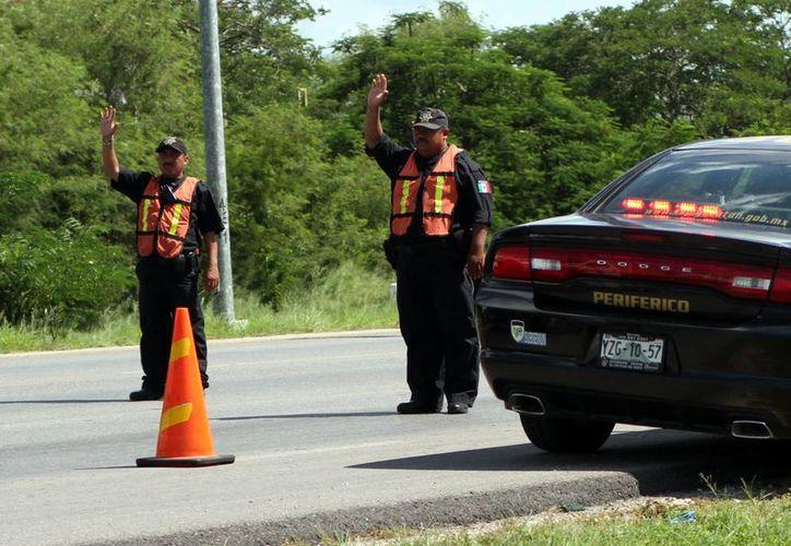 Si una persona ebria maneja a exceso de velocidad podría ser sancionada con 18 mil pesos. (Milenio Novedades)