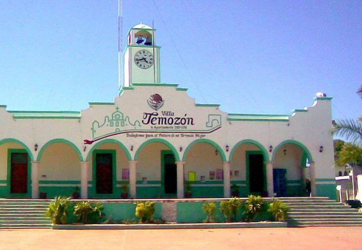 La autoridad saliente de Temozón dejó una deuda de 800 mil pesos por el servicio de energía eléctrica. (Foto: Milenio Novedades)