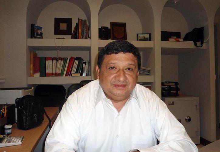 El secretario de Contraloría del Gobierno del Estado, Miguel Antonio Fernández Vargas, fue designado para un nuevo cargo nacional durante la LV Reunión Nacional de CPCE-F con sede en Culiacán, Sinaloa. (Archivo/SIPSE)