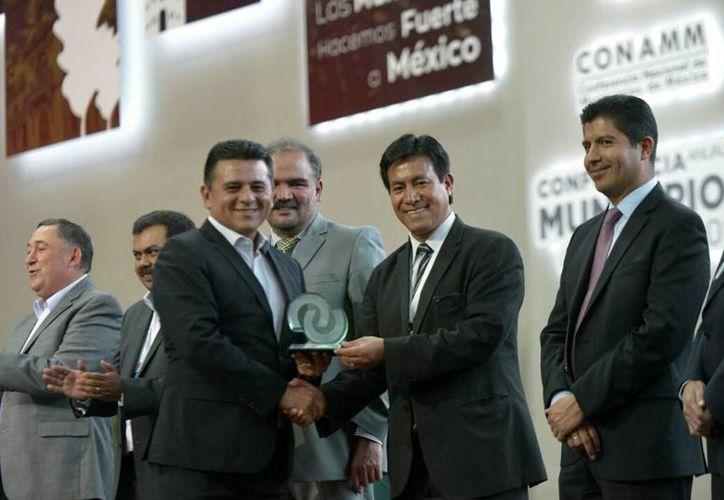 El portal Ayuntanet de Cozumel fue reconocido por la Conamm, en Chihuahua. (Cortesía)