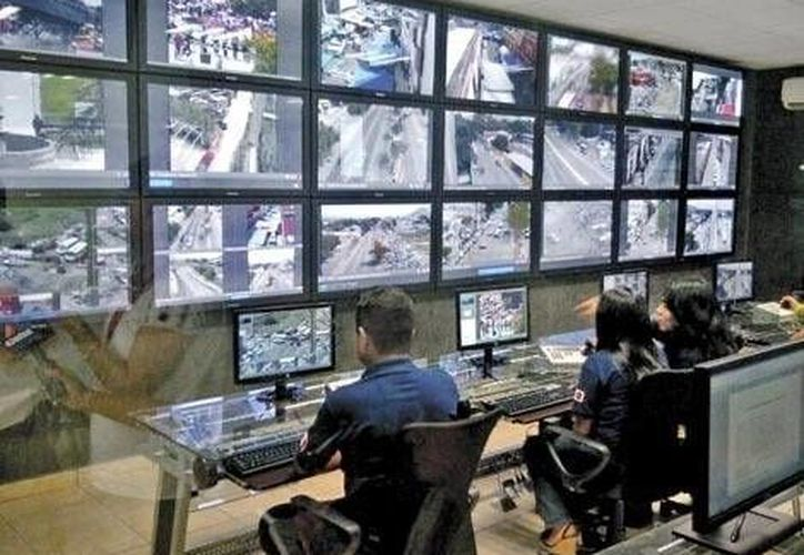 Labor de vigilancia de policías sordomudos en Oaxaca. (Agencias/Foto de contexto)