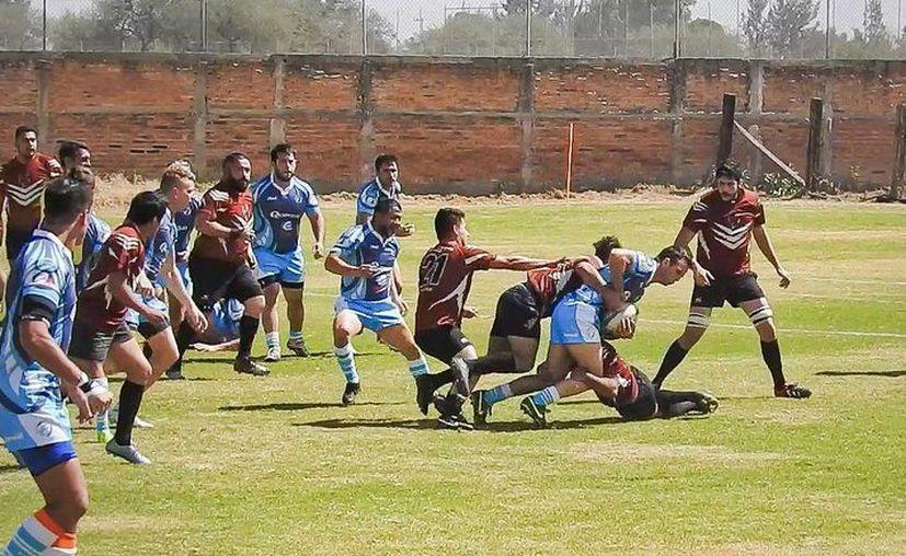 El pasado fin de semana viajaron a Guadalajara, donde aplastaron por 61-7 a Bisontes. (Ángel Mazariego/SIPSE)